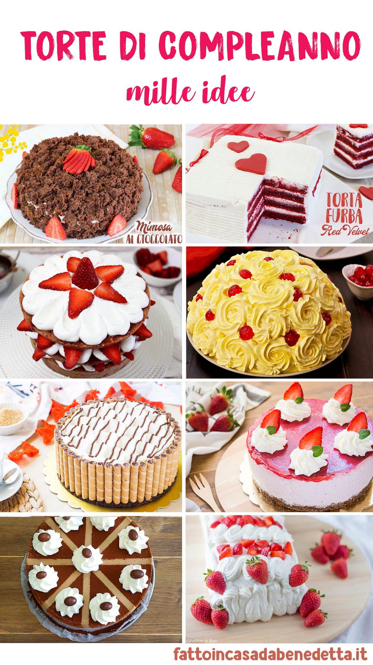 18615ec4b26306e9631108154f4f6d14 - Ricette Torte Di Compleanno