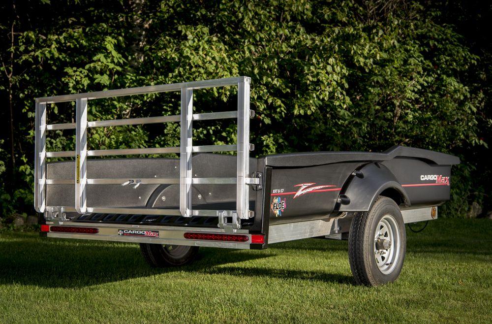 Aluminum Utility & ATV Trailers Utility trailer, Compact