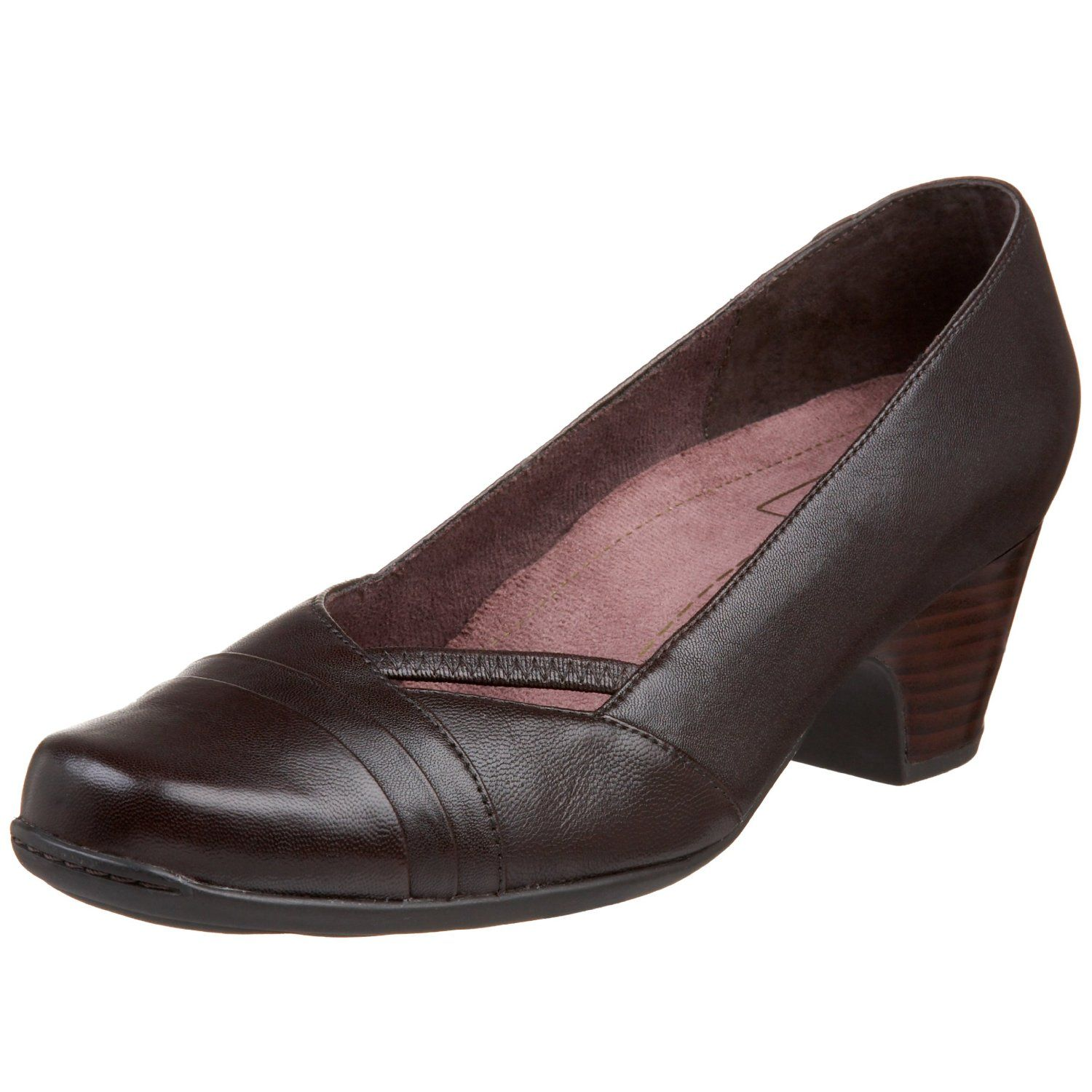 6fc3c4800  110 Amazon.com  Clarks Women s Sugar Sky Pump  Shoes