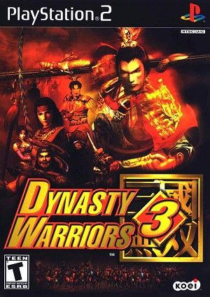 Dynasty Warriors 3 - my first game of this series. Loved this games.