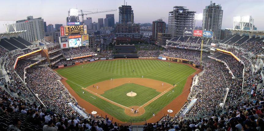 Petco Park, San Diego, Ca | Baseball Stadiums | Pinterest ...