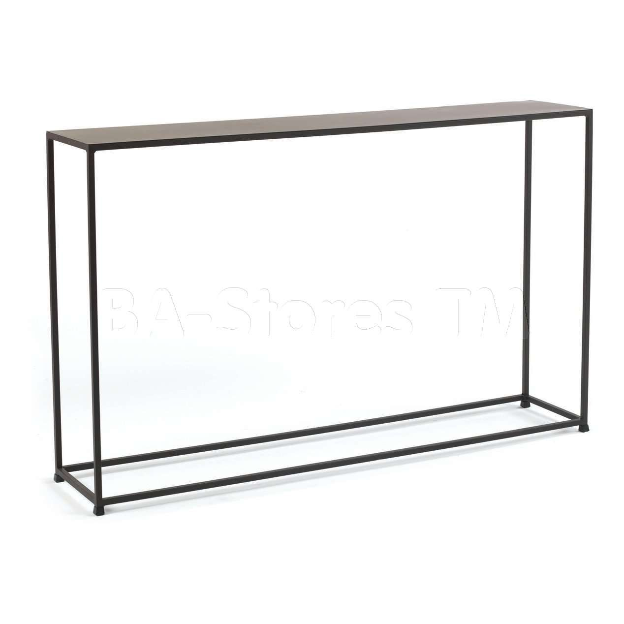 Narrow White Console Table narrow metal console table | http://argharts | pinterest