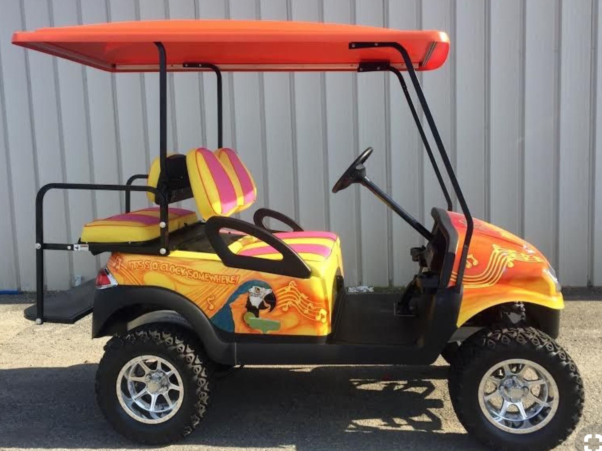 Pin by EZ Rydz Custom Golf Cars LLC on Ideas Pinterest