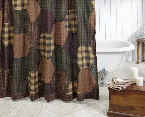 Declan Shower Curtain – Primitive Star Quilt Shop | Пэчворк ...