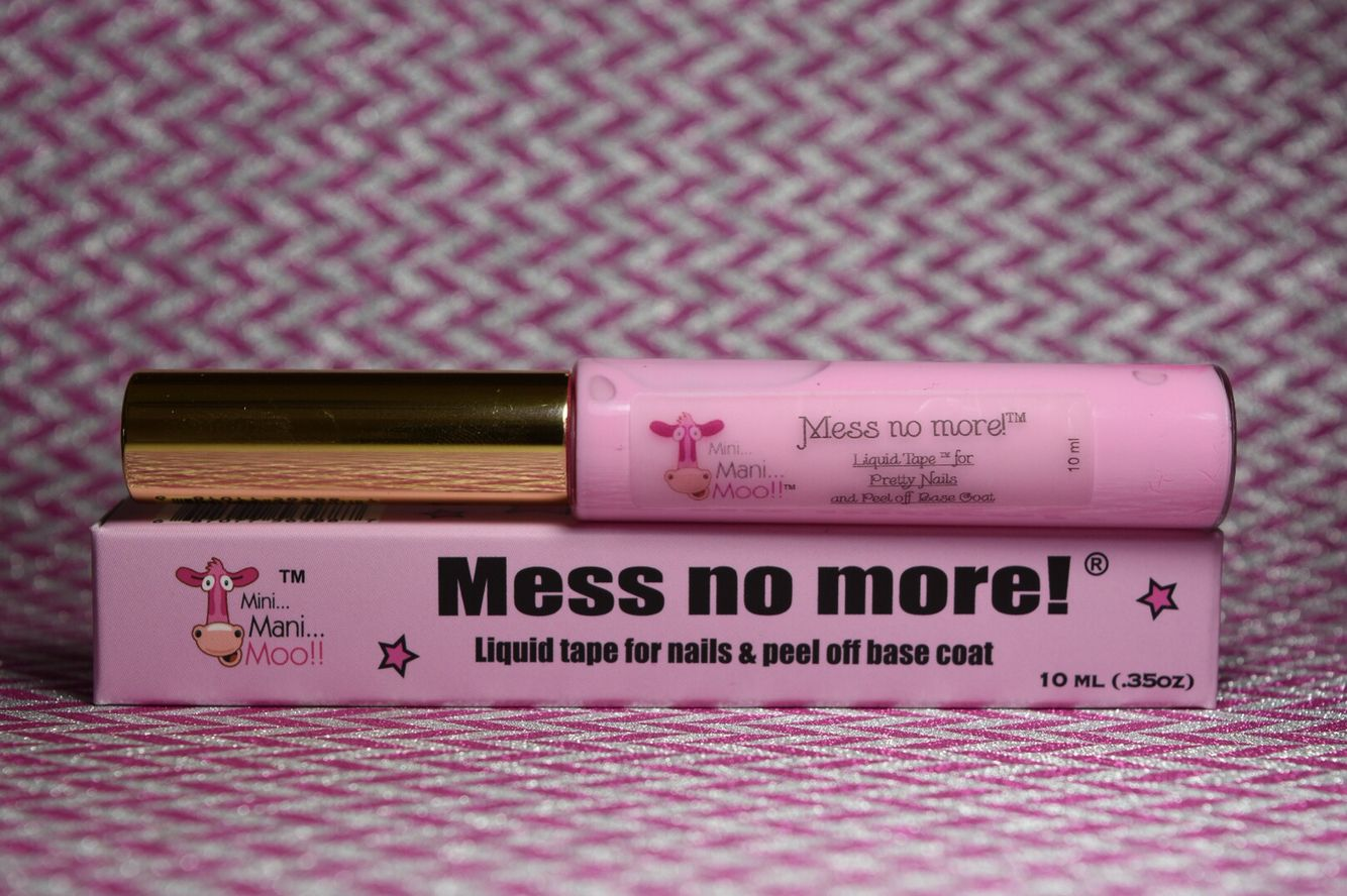Mess No More is available for purchase at www.minimanimoo.com ...