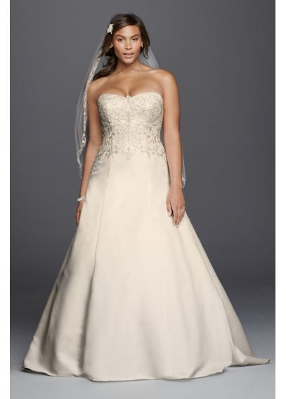 vestidos de novia para gorditas y maduras | Mimi | Pinterest ...