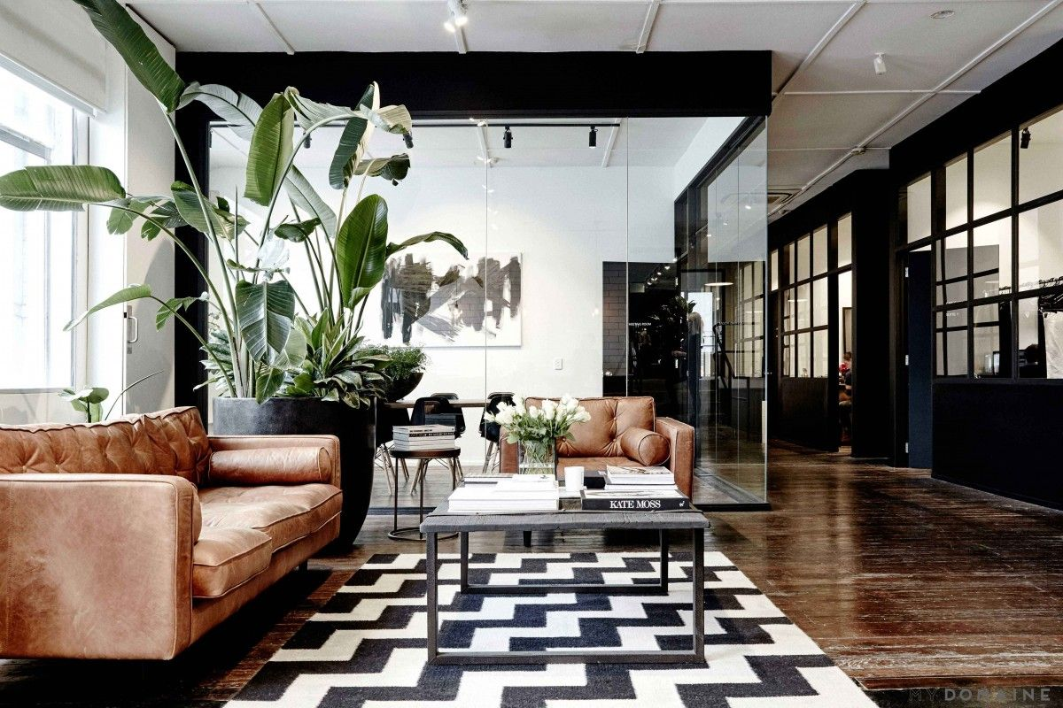 Office Tour: At Work With Two of Australia\u0027s Most Successful ...
