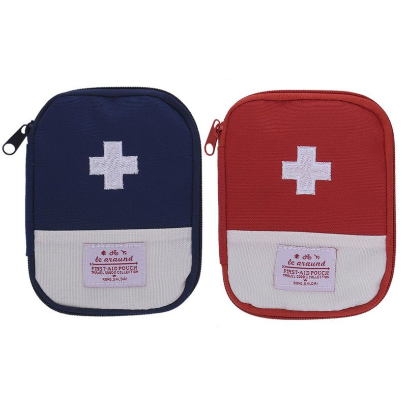 home travel medical kit small bag portable mini kit for outdoor travel first aid kit