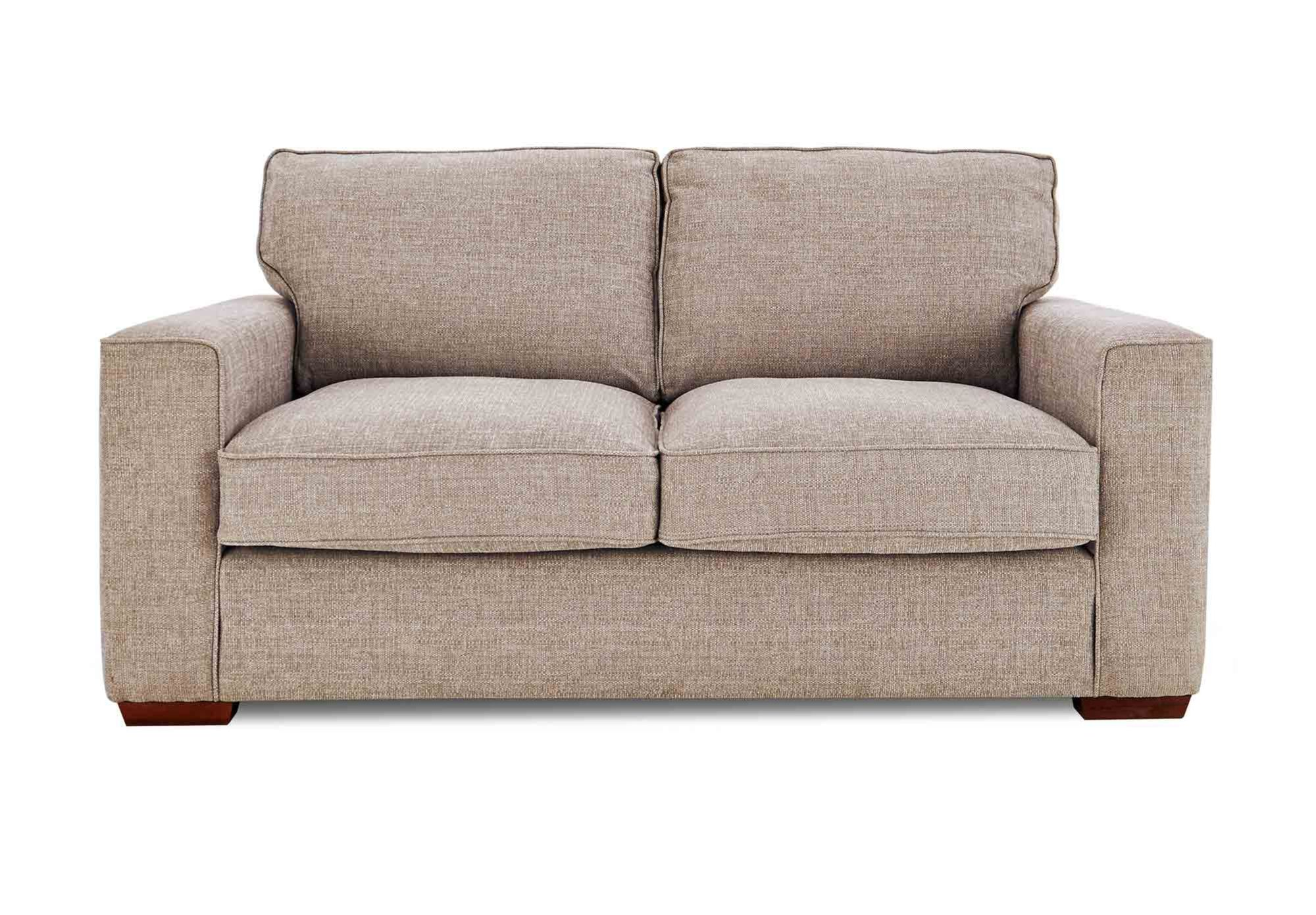 Furniture Village Aylesbury 3 seater classic back sofa - dune - gorgeous living room furniture
