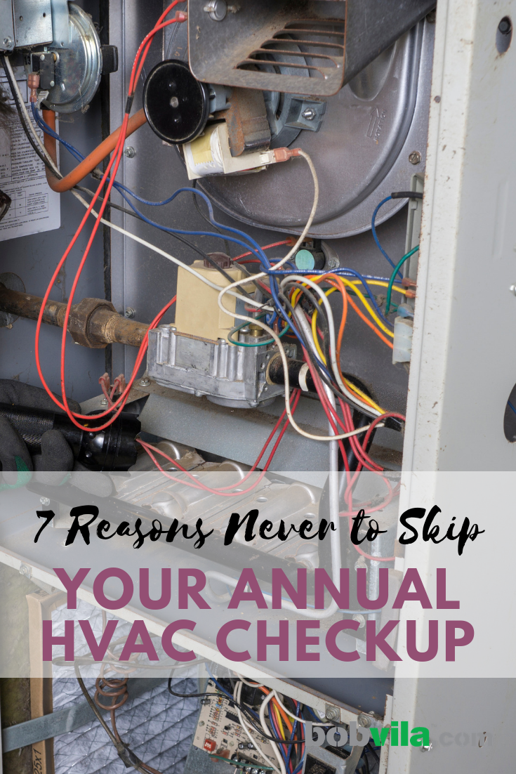 7 Important Reasons Never To Skip Your Hvac S Yearly Checkup Air