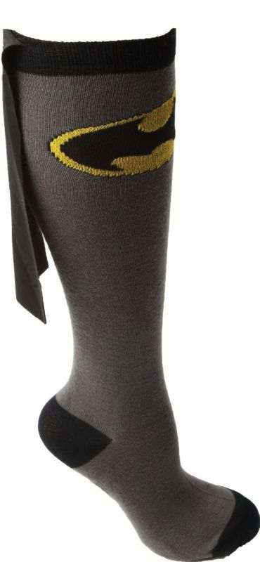 best service f801f c3114 Strap on a pair of superhero cape socks and start flying high.Price   12.26