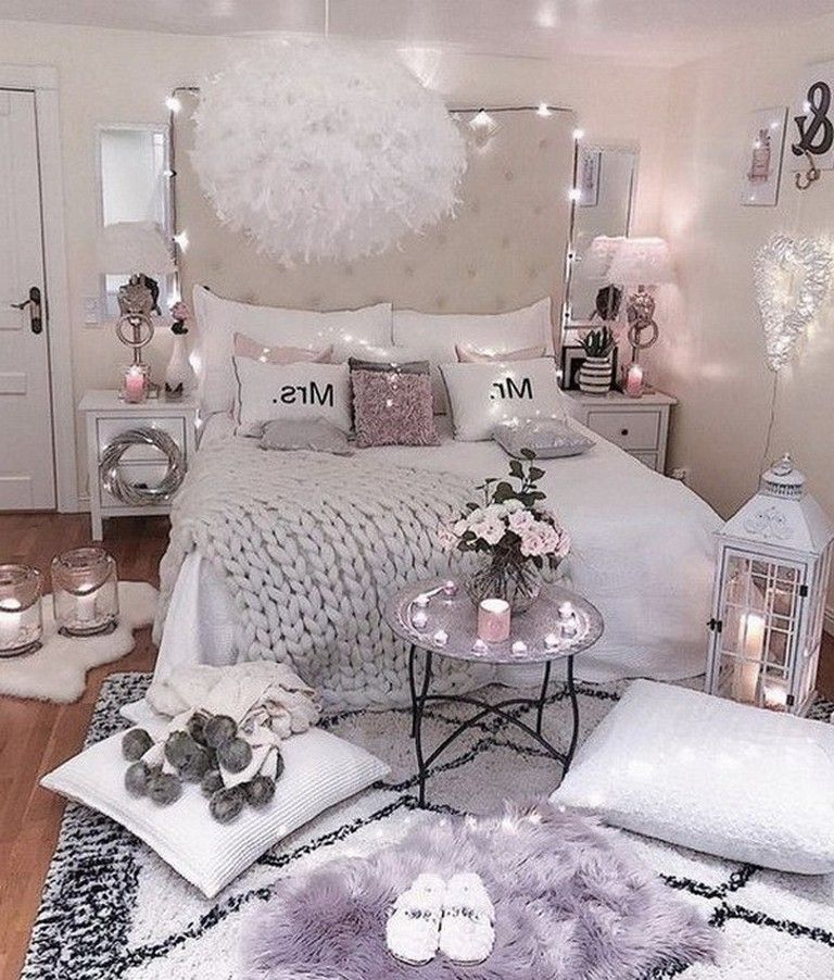 Bedroomideasteengirls Avec Images Deco Chambre A Coucher Idee