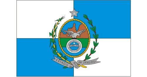 Bandeira De Rio De Janeiro Vetorizada Em Cdr Rio De Janeiro