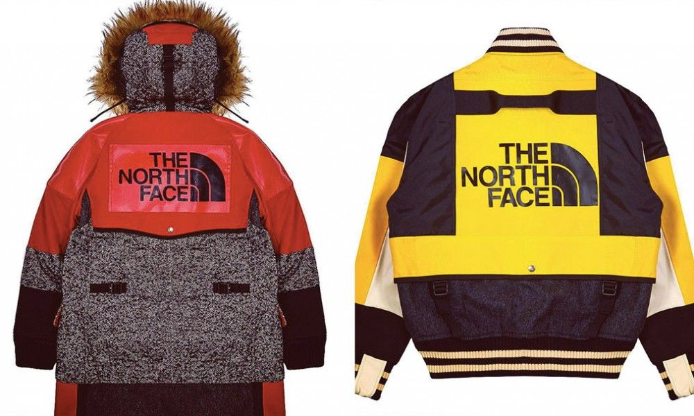 78e97e090 Junya Watanabe x The North Face Features a Jacket Reworked From a ...