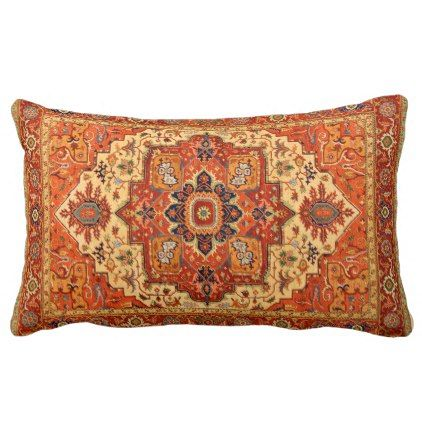 Persian rug home throw pillow case covers decorative cover for sofa inches made also classic lumbar and pillows
