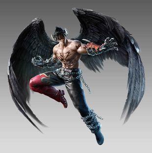 Devil Jin   Tekken   Tekken 7, Jin kazama, Jin