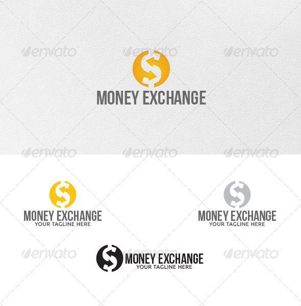 Money Exchange Logo Template Logo Templates Logos And Template