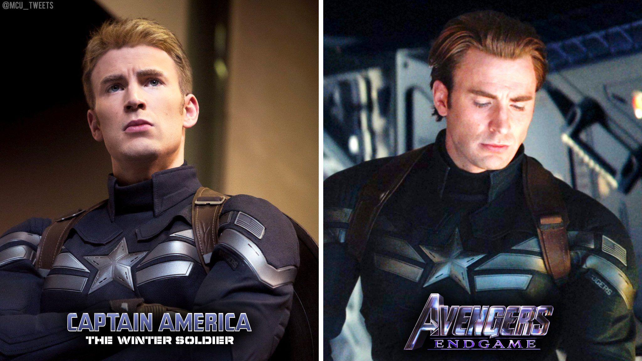 Steve Rogers (Captain America