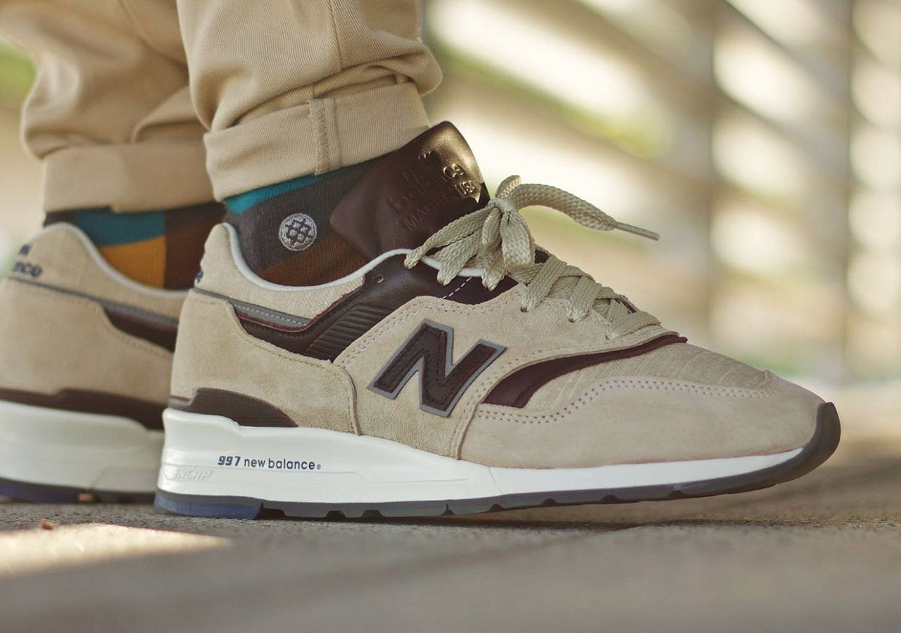 New Balance 997 DSAI Explore by Sea Pack - 2016 (by Fred Adam) ·  ReebokBasketsNikeDes PostesStyleAdidasNouvel ÉquilibreChaussettesPantoufles