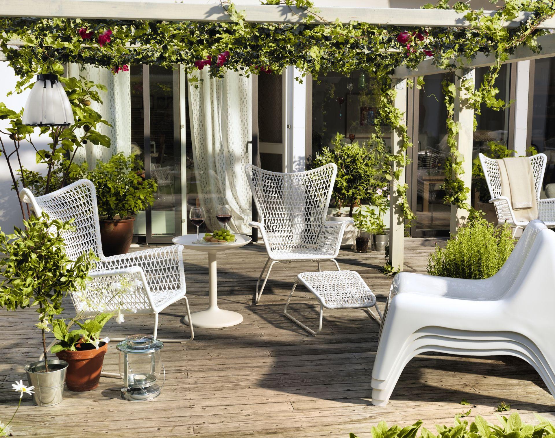 A melhor esplanada é a vossa decora§£o exterior IKEAPortugal
