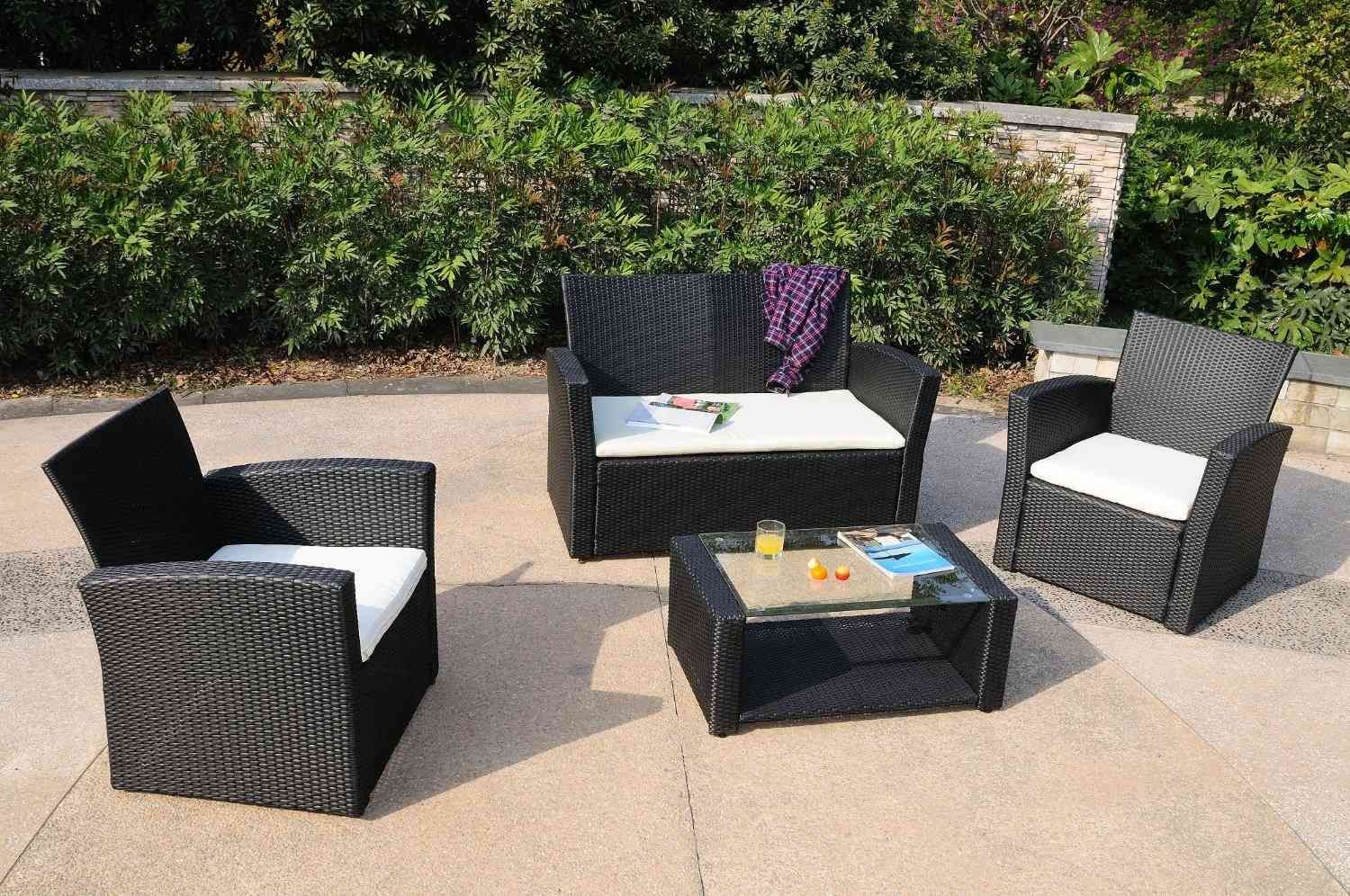 Outside Rattan Garden Furniture In 2020 Clearance Patio
