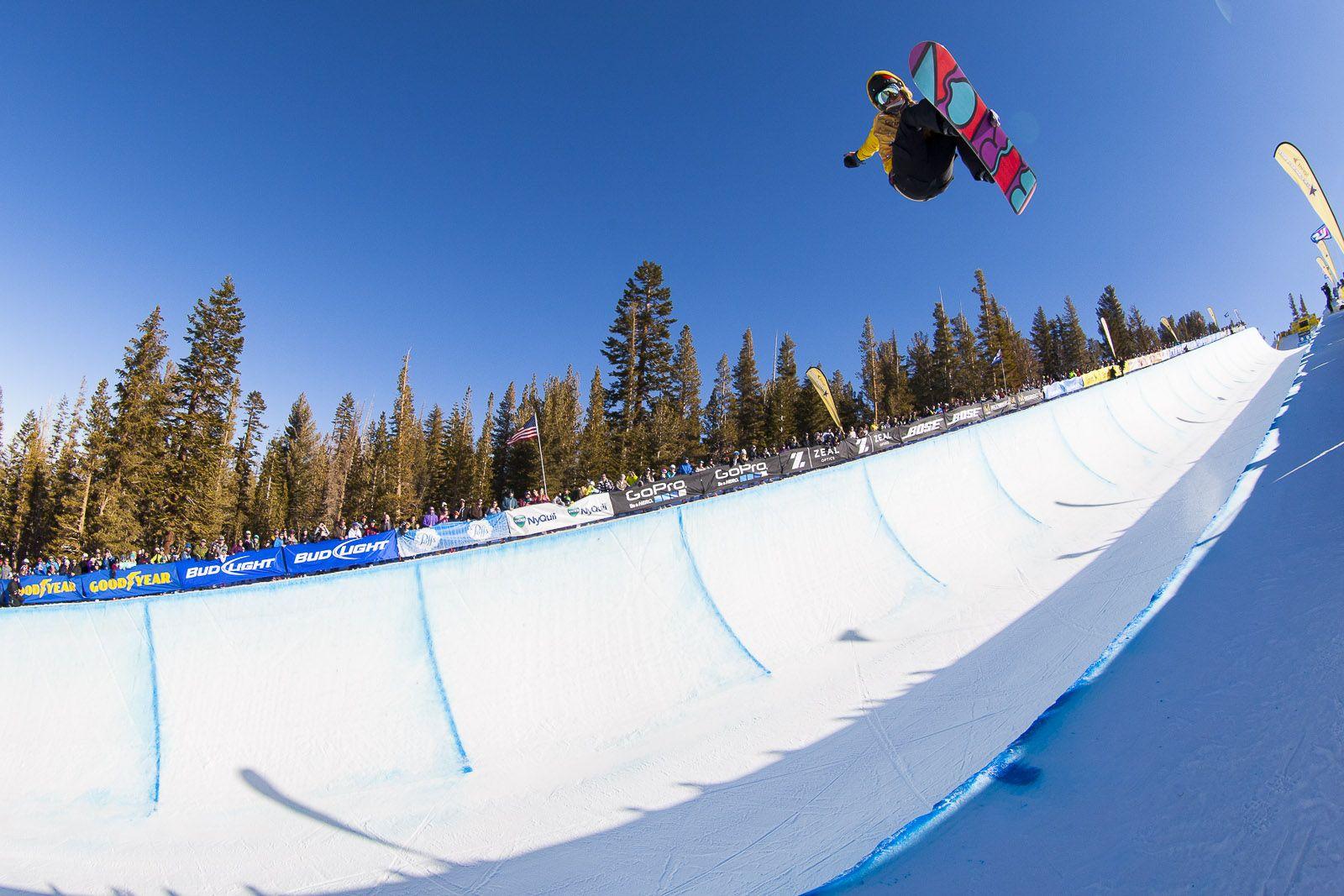 Five Must Have Tricks In Women S Snowboard Halfpipe