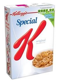 can you lose weight eating special k