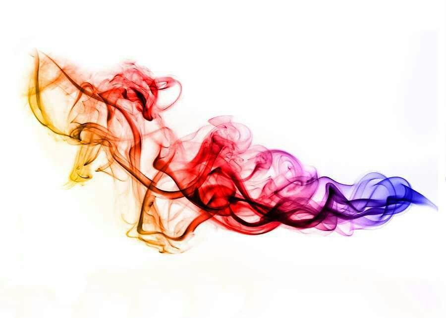 Rainbow Vape Smoke Vape Art Colored Smoke Smoke Art