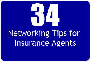 Networking Tips For Insurance Agents 34 Smart Ideas Insurance
