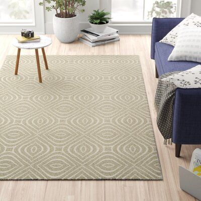 Zipcode Design Sulien Taupe Area Rug Rug Size 4 X 6 Rugs