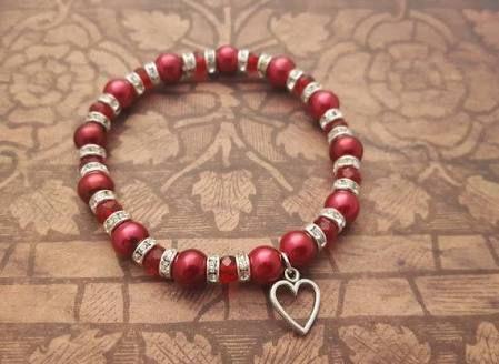 Valentine bracelets - Google Search