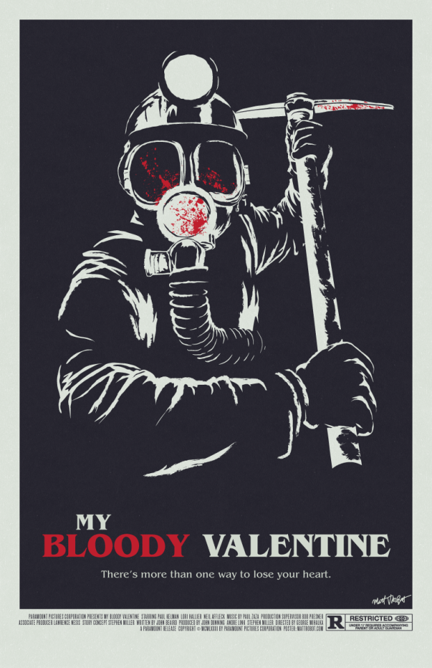 Pin By Mica Sue On Horror Art 2 Horror Movie Posters Valentines Movies Classic Horror Movies