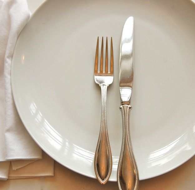 Etiquette Where To Place Your Cutlery When Youre Done Eating