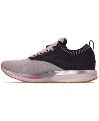 407d643b583b4 Brooks Women s Ricochet Le Running Sneakers from Finish Line - Gray ...