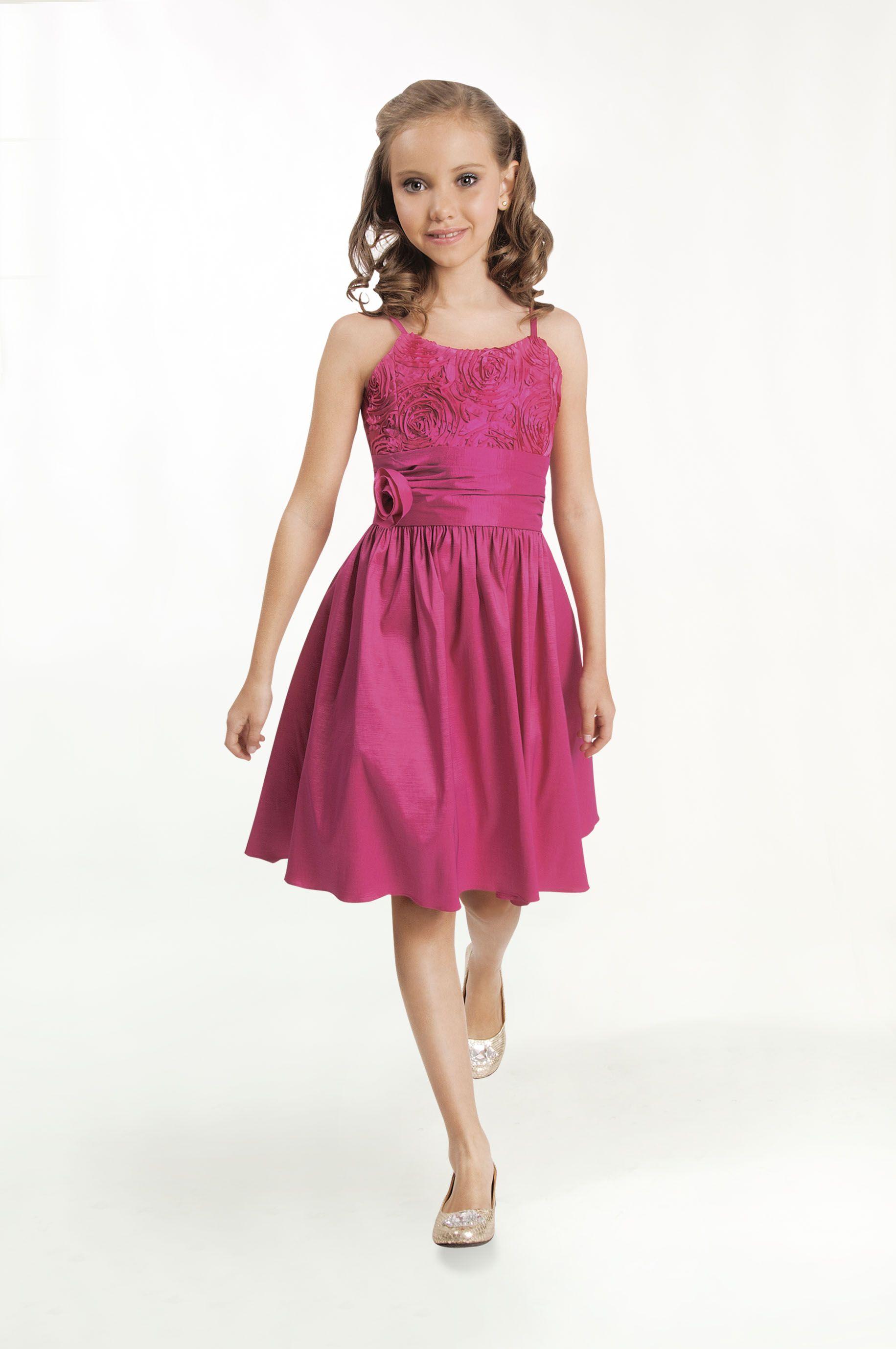 Modelo Vestido 3CC02123 - $999 | Liz Minelli Niñas 2013 | Pinterest ...