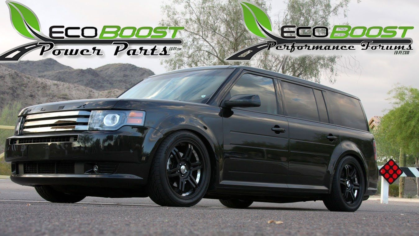 2011 ford flex ecoboost atp turbo