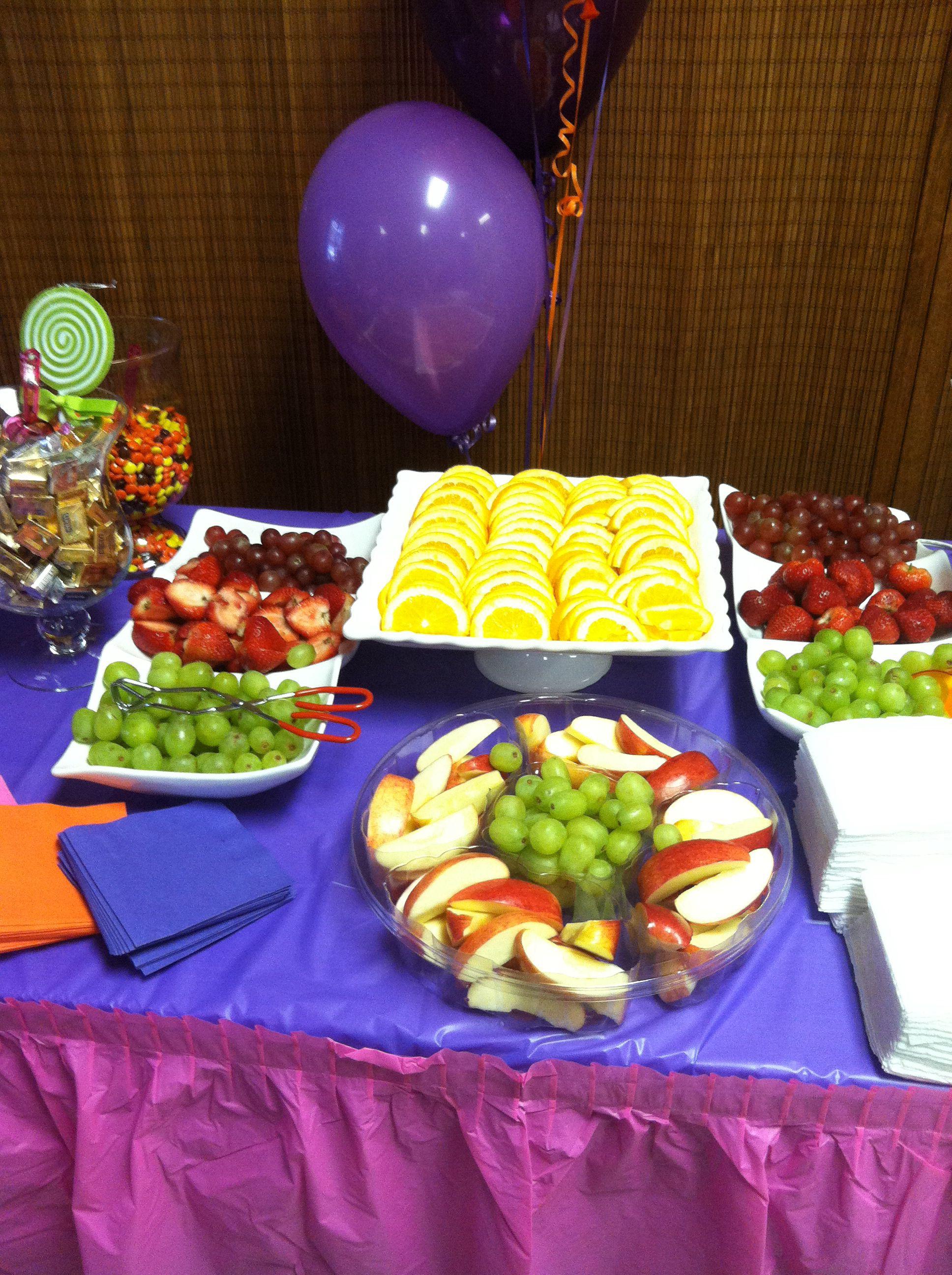 baby shower food table creative ideas pinterest