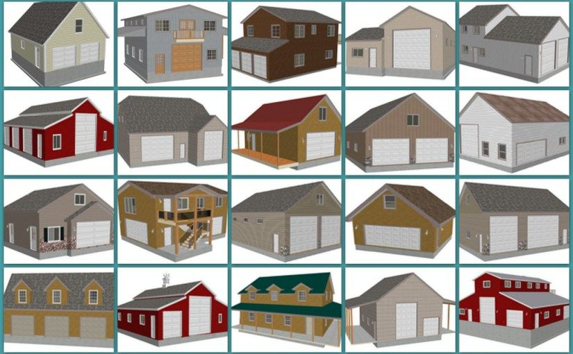 Pole Barn With Living Quarters Prices Apartment Garage Plans Sds Plans
