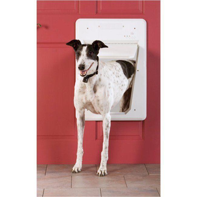 RadioFence.com - PetSafe SmartDoor Electronic Pet Door - Large, $129.95 (http://www.radiofence.com/petsafe-smartdoor-electronic-pet-door-large-PPA11-10709/)