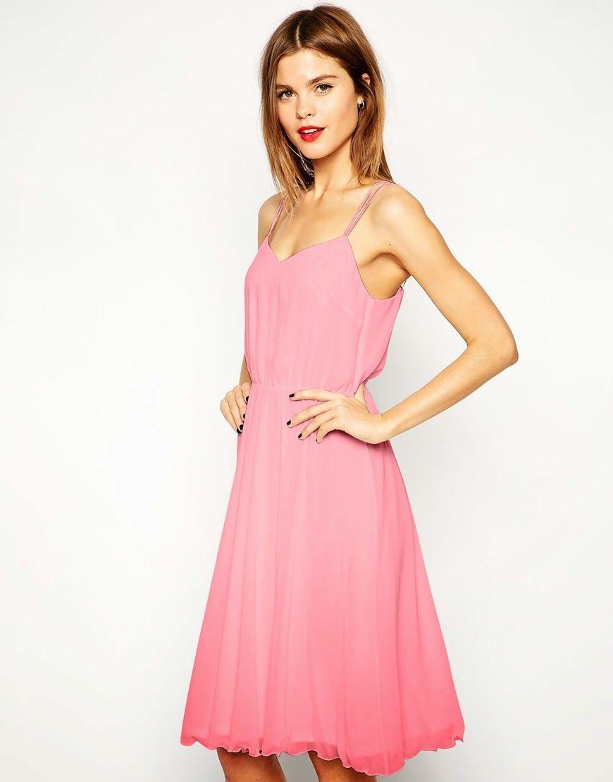 Vestidos modernos para ir a una boda | Moda y Tendencias en vestidos ...