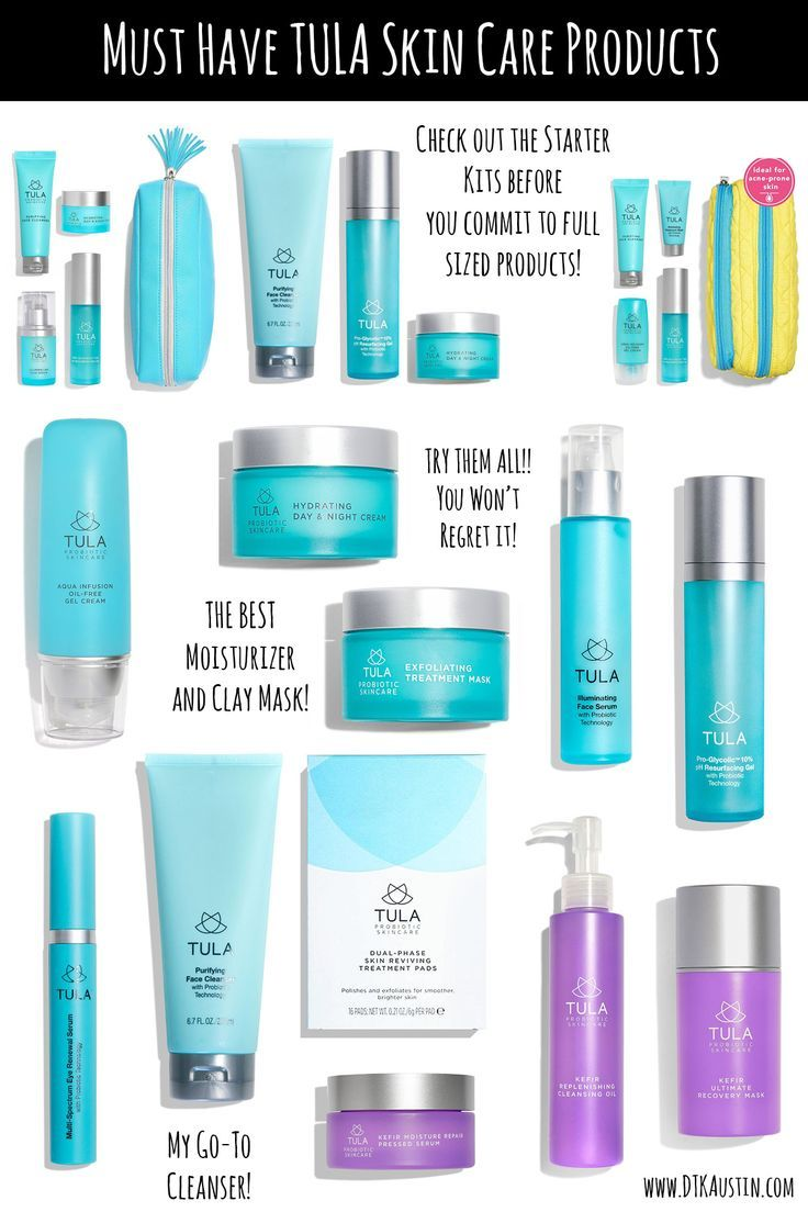 Must Try TULA Skincare Products + 20 Off Promo Code