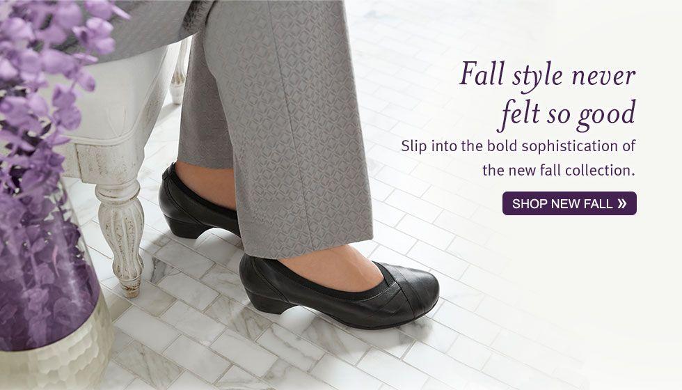 39841f4f1ad Aravon Shoes  Wide toe box narrow heel. Ultimate comfort.