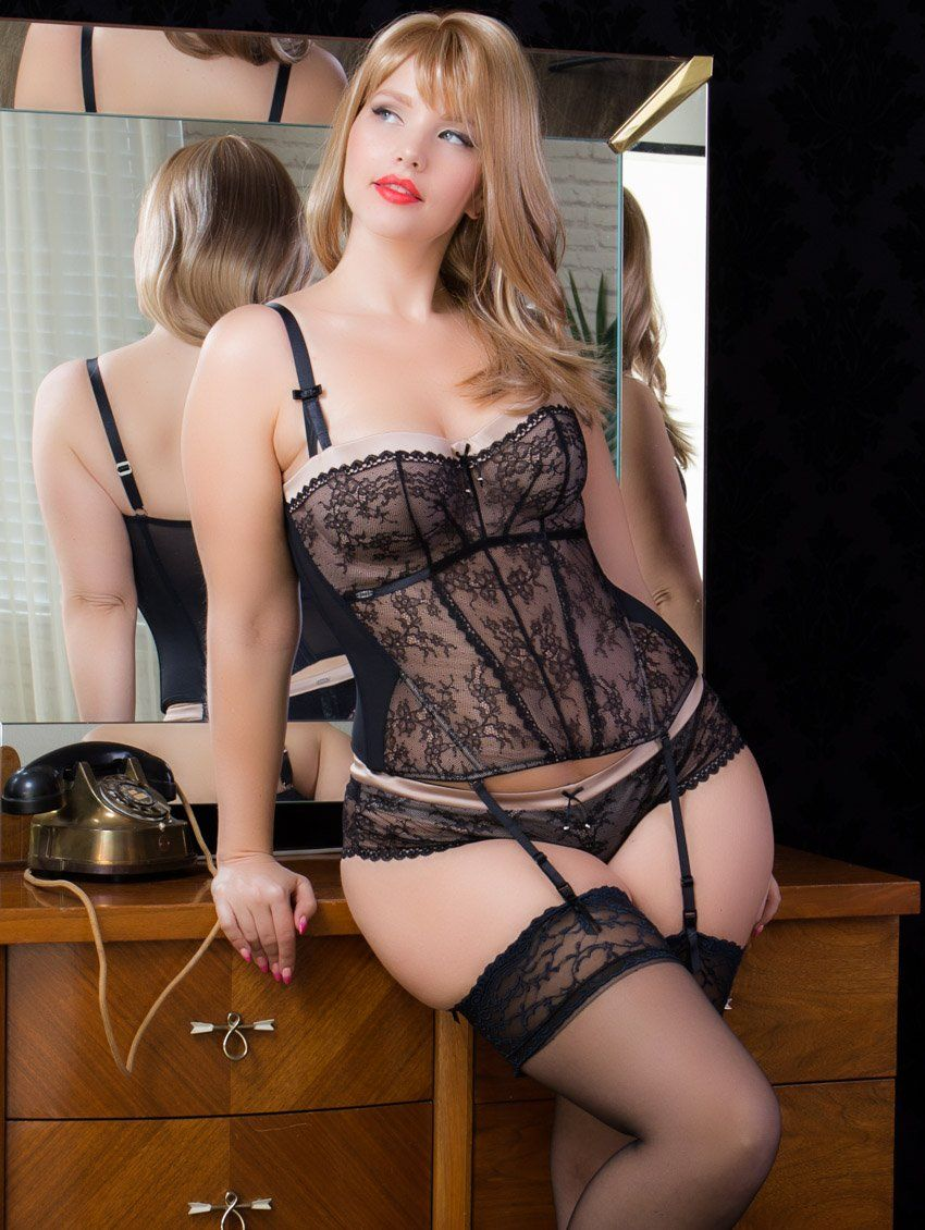 cdfe26bf3800f Forever Yours Lingerie Lookbook plus size