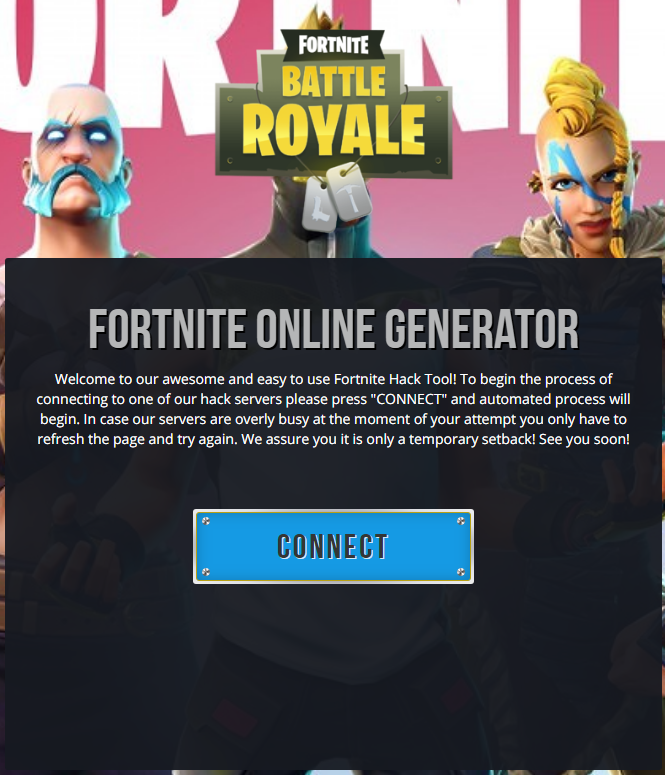 Fortnite Battle Royale Hack and Cheats for Android and IOS