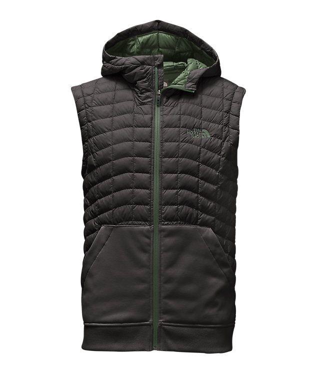 6bc59c369 Men's kilowatt thermoball™ vest | My Style | Vest, North face vest ...