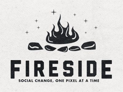 Fireside by Lee Billington