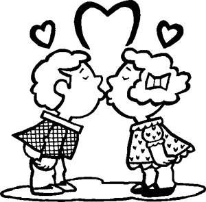 clip art black and white valentines day clip art black and white clipart
