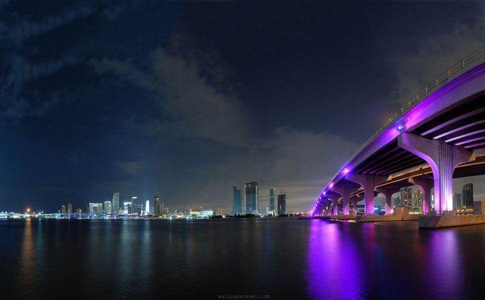 Miami HD Wallpaper