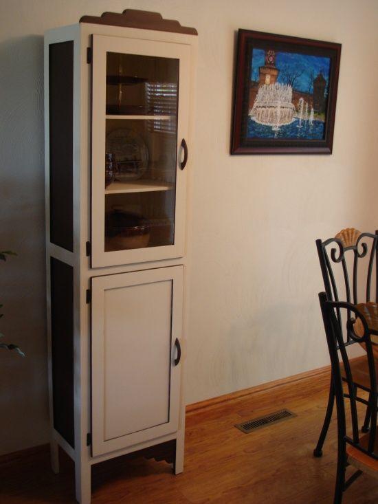 Best Vintage Kitchen Hoosiers Vintage Kitchen Left Side 400 x 300