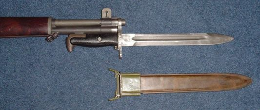M1 Garand Fixed Bayonet Military M1 Garand Blade